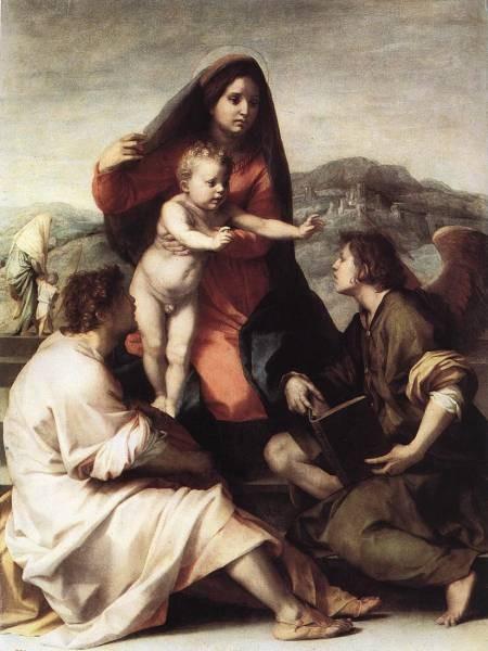 Madonna della Scala WGA